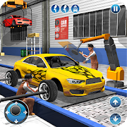 Game Car Maker Factory Mechanic Sport Car Builder Games APK for Kindle