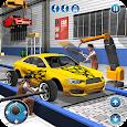 Car Maker Factory Mechanic Sport Car Builder Games