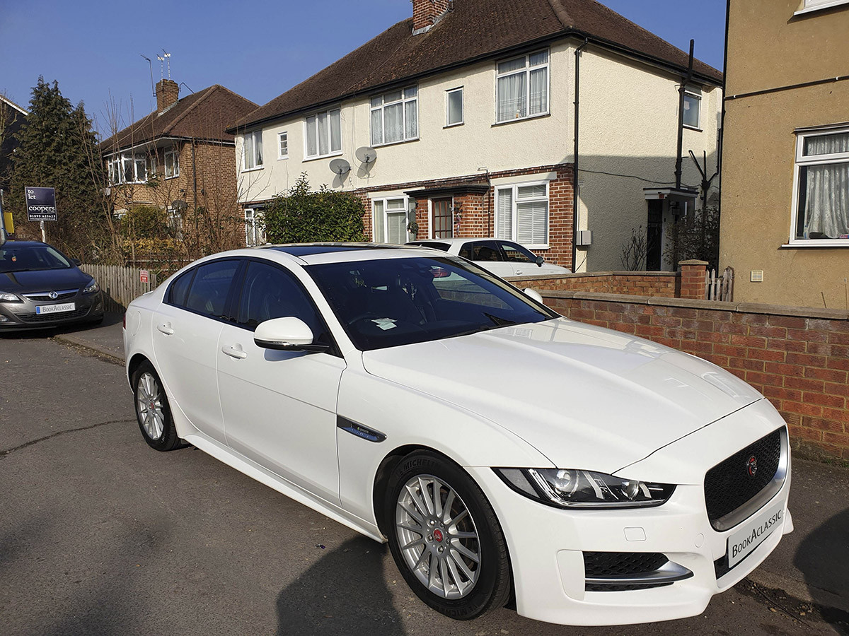 Jaguar XE Hire Northwood Hills