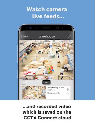 CCTV Connect 7.6.0 a(552) screenshots 2