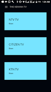 The Kenyan Tv - náhled