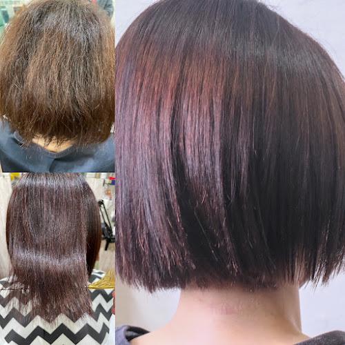 【大阪】軟毛で腰のない癖毛の髪の毛にはジュエリーシステムの縮毛矯正とLULU トリートメントがオススメ