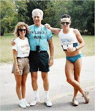 Photo: PLEASE CONTACT SI FOR HIGH RES IMAGES (212) 522-4584Cycling: Portrait of 15 year old Lance Armstrong with his mother Linda Armstrong Kelly and grandfather Paul Mooneyham before triathlon.Waco, TX 1/1/1986--12/31/1986MANDATORY CREDIT: Linda Armstrong Kelly/Sports IllustratedSetNumber: D83257