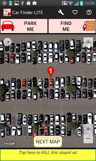 Car Finder LITE