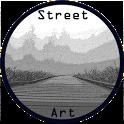 Street Art icon