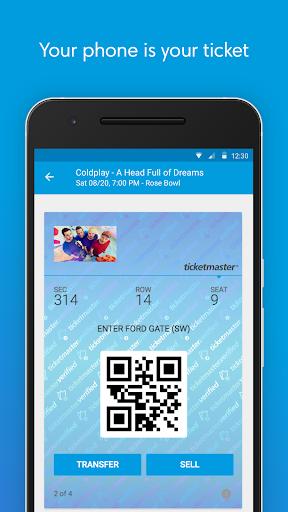 Ticketmaster Event Tickets 1.10.2.4 screenshots 7