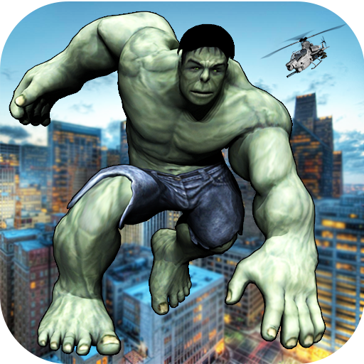 Superhero Monster Grand City Battle file APK for Gaming PC/PS3/PS4 Smart TV