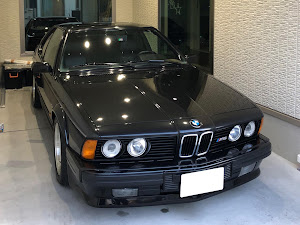 M6 E24 88年式 D車のカスタム事例画像 とありくさんの2020年03月29日10:30の投稿