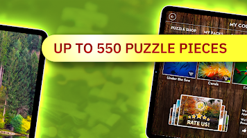 Epic Jigsaw Puzzles: Nature Puzzle Maker