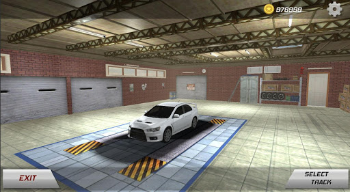 Code Triche Lancer Evo Car Race Drift Simulator APK MOD screenshots 1