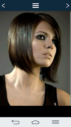 Hairstyles for women Screenshot