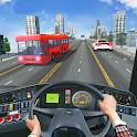 Modern City Bus Driving Simulator   New Games 2021 icon