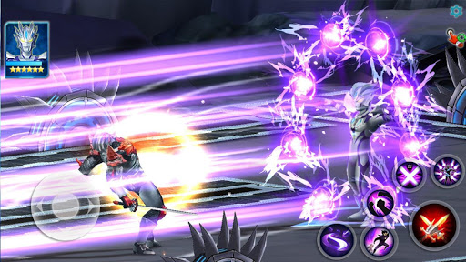 Ultraman: Legend of Heroes  screenshots 2