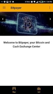 Bitpayer - náhled