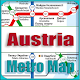 Austria Metro Map Offline Download for PC Windows 10/8/7