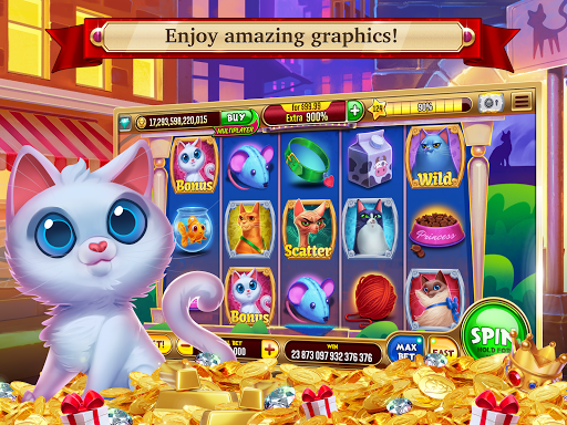 Slots Panther Vegas: Casino android2mod screenshots 7