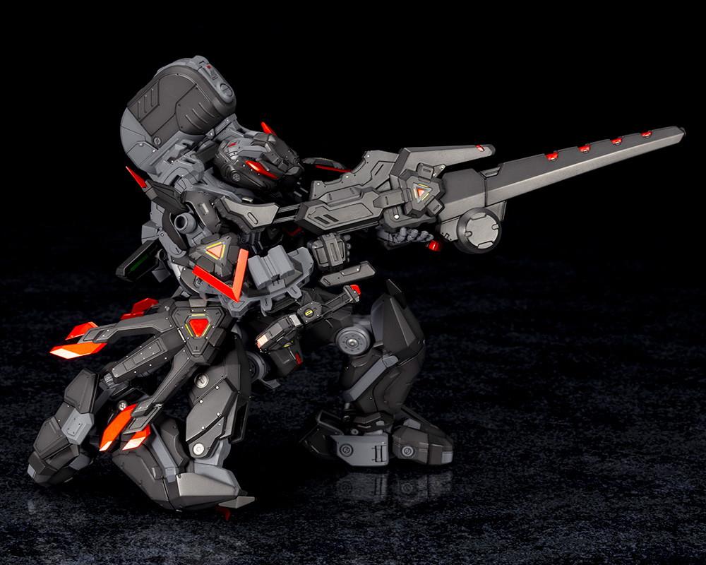 Kotobukiya / 1/35 / 邊境保衛戰 BORDER BREAK / 輝星・破式 組裝模型