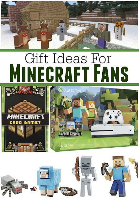 Fun and unexpected Minecraft gifts to give this year, like the stop-motion movie maker or Xbox One S bundle