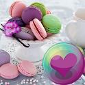 Sweet Macarons HD Wallpapers icon
