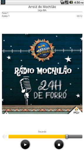 RÁDIO MOCHILÃO DE IAÇU-BAHIA