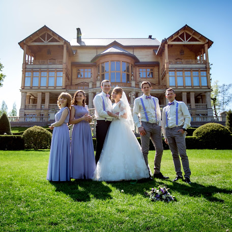 Wedding photographer Irina Krishtal (IrinaKrishtal). Photo of 22.12.2017