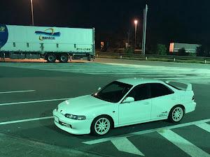 インテグラタイプR  98Spec DB8 2号車のカスタム事例画像 想さんの2020年11月15日22:36の投稿