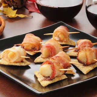 Flavorful Teriyaki Bacon-Wrapped Scallops.