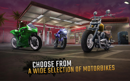 Moto Rider GO: Highway Traffic  screenshots 10