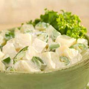 Potato & Jicama Salad