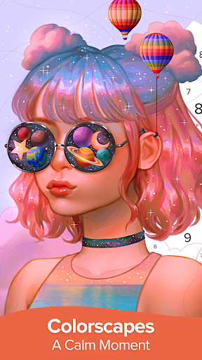Colorscapes - Color by Number & Paint by Number 1.7.2 screenshots 1