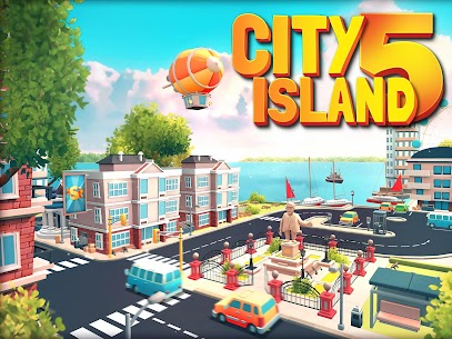 City Island 5 – Tycoon Building Simulation Offline Mod 1.11.3 Apk [Unlimited Money] 9