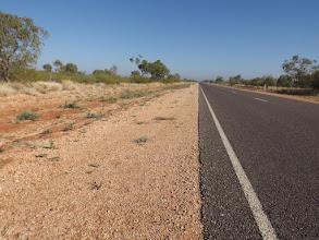 Photo: 9:24 Uhr: Auf dem Barkly Highway unterwegs Richtung Three Ways