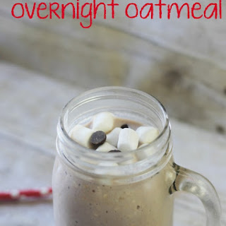 Kid Friendly Overnight Oatmeal