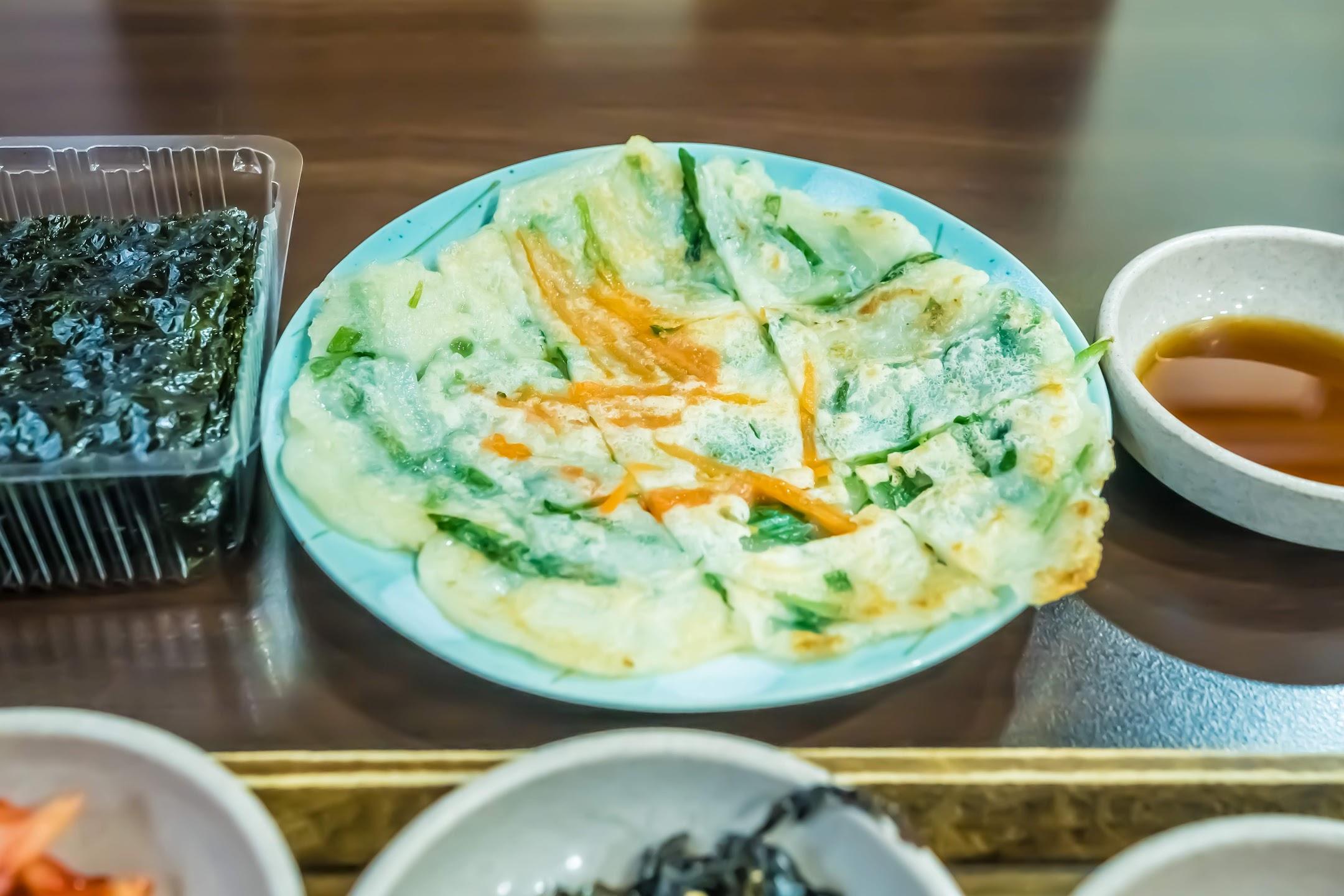 Seoul Myeong-dong Suga (秀家) buchimgae