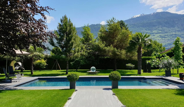Maison avec piscine Ardon