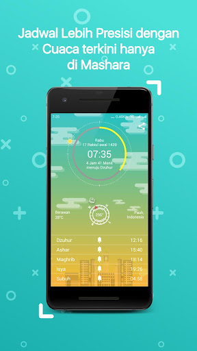Mashara | Aplikasi Shalat Tercantik Tanpa Iklan 1.1.1 screenshots 2