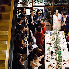 Wedding photographer Vincent Mu (AM1934). Photo of 02.10.2018