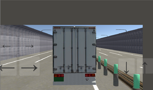 Japanese Truck Simulator - Highway android2mod screenshots 4