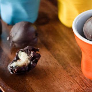 Chocolate Prunes Soaked In Rum