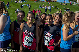 Photo: JV Girls 44th Annual Richland Cross Country Invitational  Buy Photo: http://photos.garypaulson.net/p110807297/e46cf1308