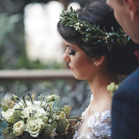 Wedding photographer Andrey Gali (agphotolt). Photo of 22.02.2018