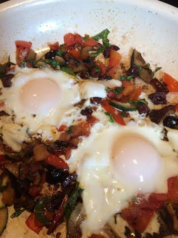 Kapunata Eggs