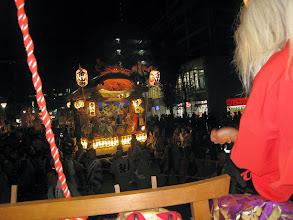Photo: 金山町の山車