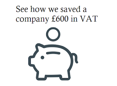 Limited company VAT savings case study
