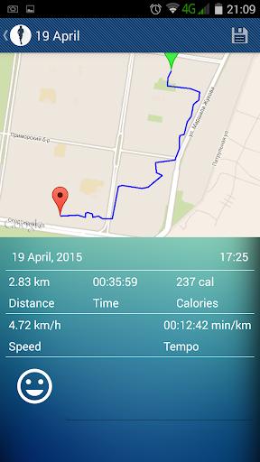 Kilometers: GPS Track Walk Run|玩健康App免費|玩APPs