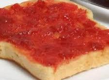 Three Ingredient Strawberry Rhubarb Jam Recipe