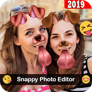 App Face Filter, Easy Photo Editor - Sweet Camera 2019 APK for Windows Phone