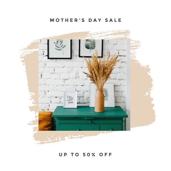 Mother's Day Deals - Mother's Day Template