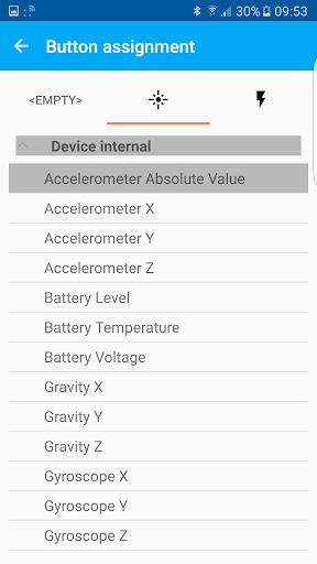 IoTool Device Sensors Aplicaciones (apk) descarga gratuita para Android/PC/Windows screenshot