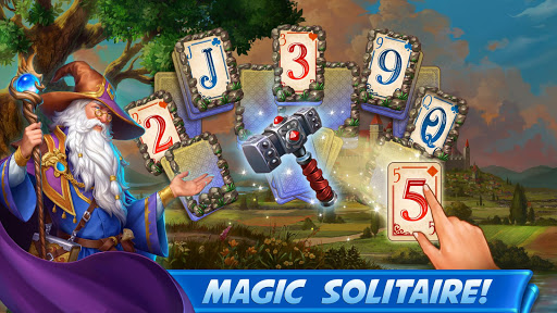 Emerland Solitaire 2 Card Game apktreat screenshots 1